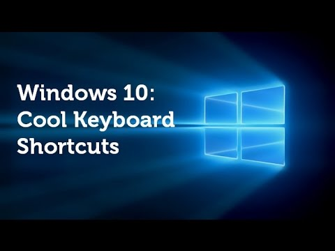 Windows 10: Speed Up Your Life With These Keyboard Shortcut Keys