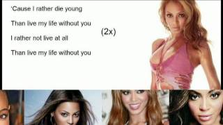 Beyonce-Rather Die Young