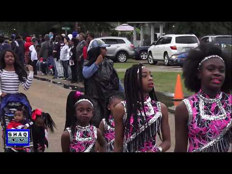 MVSU Homecoming Parade 2018