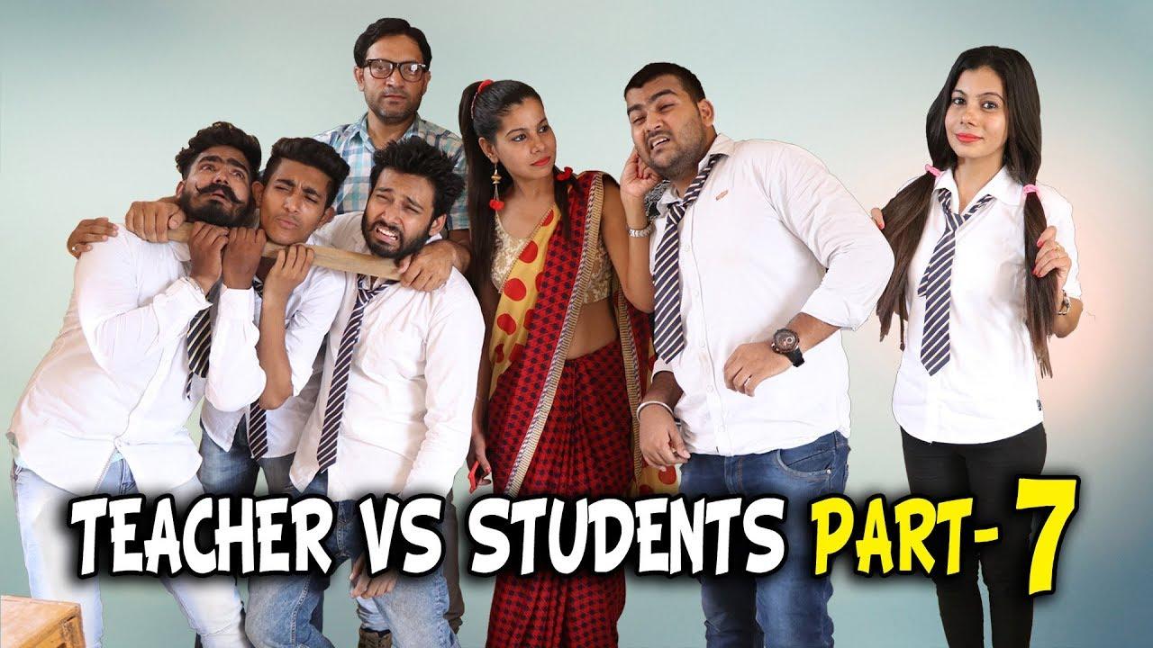 TEACHER VS STUDENTS PART 7 | BakLol Video |