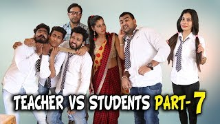 TEACHER VS STUDENTS PART 7 | BakLol Video | thumbnail