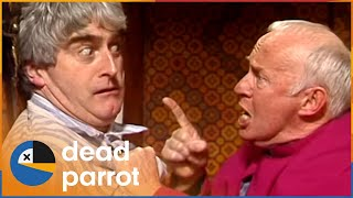 """""""Kicking Bishop Brennan Up the Arse""""   Father Ted   Series 3 Episode 6   Dead Parrot"""