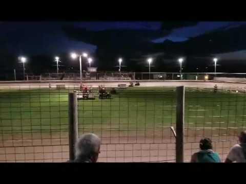 KAM Raceway Jr Sprint 7-21-17