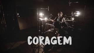 Coragem [Lyric Video] - Biquini Cavadão