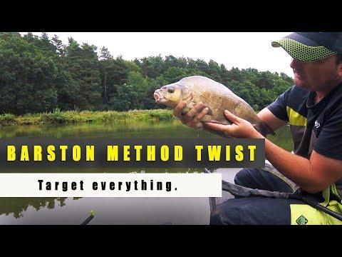 BARSTON METHOD FEEDER TWIST - METHOD FEEDER FISHING