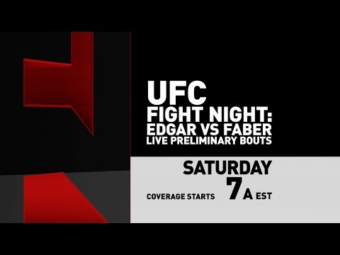 UFC Manila Pre-Show & Prelims on Sat. May 16 at 7 a.m. ET on Fight Network Canada