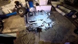 видео Замена двигателя Пежо