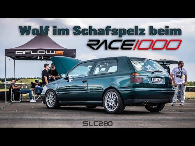 Der Wolf im Schafspelz beim RACE1000
