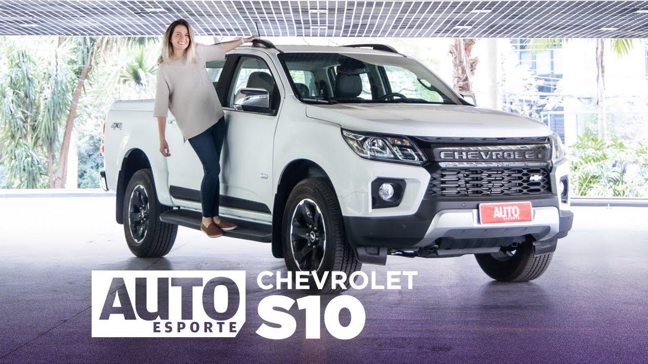 Chevrolet S10: As mudanças da picape para enfrentar Toyota Hilux e Ford Ranger