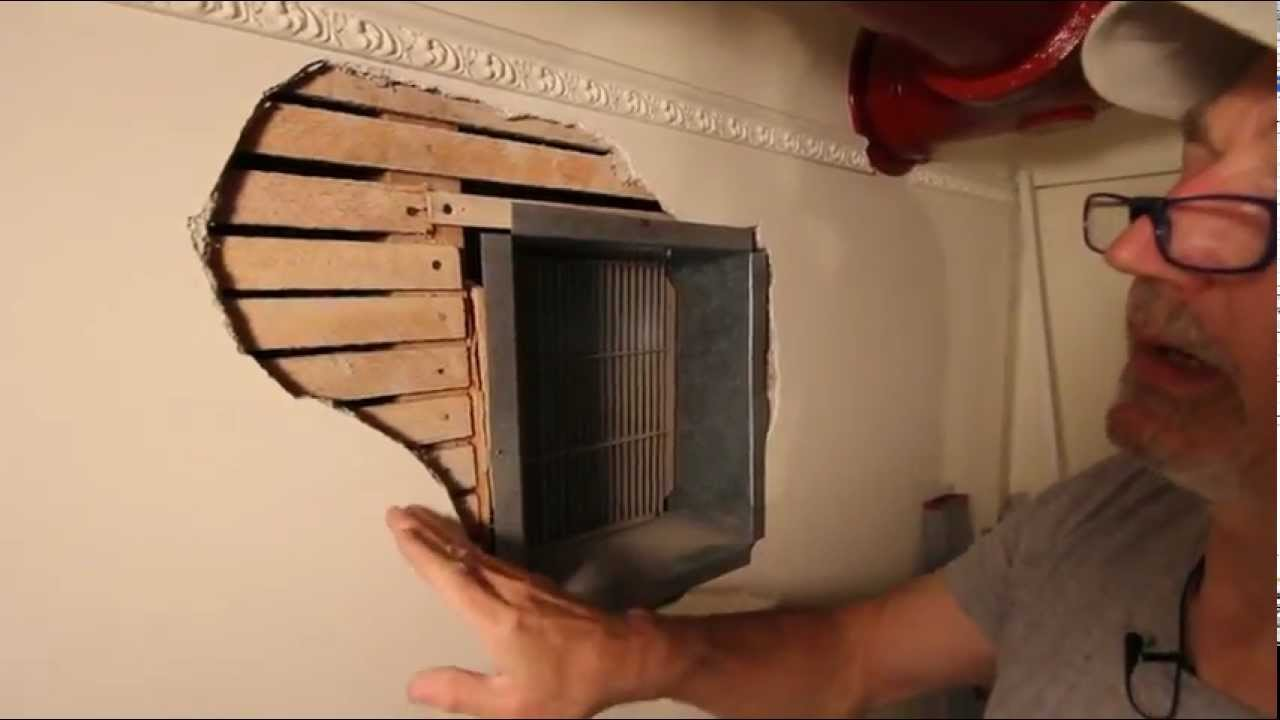 Restoring Original Plaster How To Repair Lath And Broken