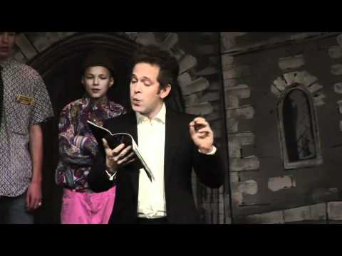 Portobello Panto 2011- Tom Hollander Whistles