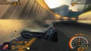 FlatOut 2 Gameplay (PC)