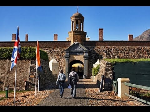 Most Haunted Places in the World : Castle of Good Hope – Cape Town, South Africa