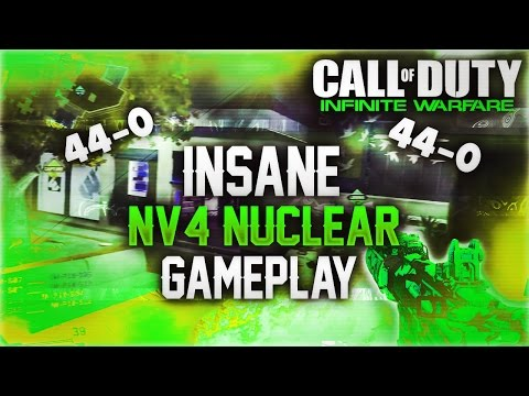Call of Duty: Infinite Warfare INSANE 44-0 DE-ATOMIZER NV4 GAMEPLAY