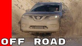 2017 Nissan X Trail Off Road Mud & Hillclimb