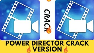 Power director crack version fully unlocked 🔥🔥😎