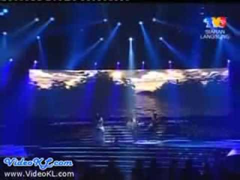 Pergi - Aizat (live)