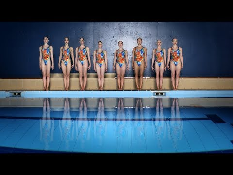 PERFECT Official Trailer - Synchronised Swimming Feature Documentary