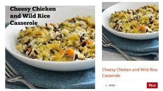 Cheesy Chicken Wild Rice Casserole | Win Or Fail Friday!