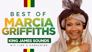 🔥 BEST OF MARCIA GRIFFITHS - REGGAE MIX{TRULY, ELECTRIC BOOGIE, READY TO GO, FEEL LIKE JUMPING}