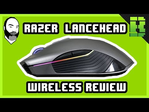 Razer Lancehead Wireless Review / Unboxing | Is this The Top / Best Gaming Mouse 2017?