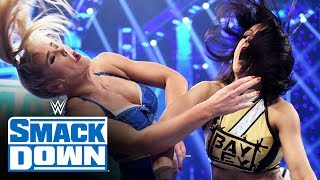 Lacey Evans vs. Bayley: SmackDown, Jan. 17, 2020