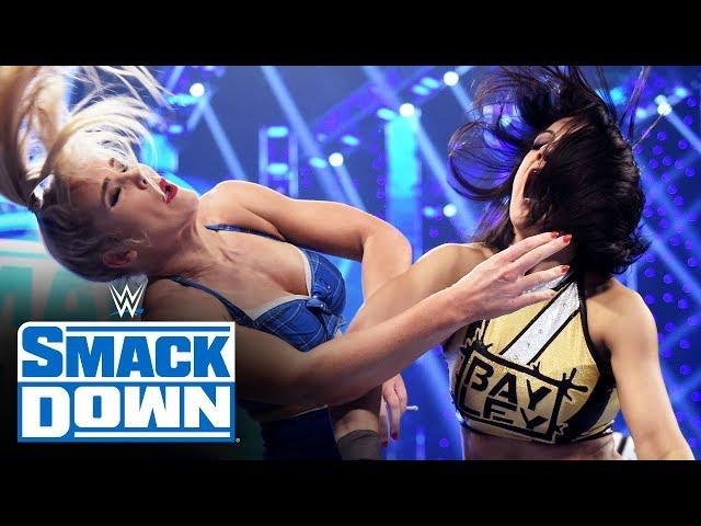 Lacey Evans vs. Bayley: SmackDown, Jan. 17, 2020