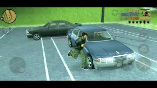 [모바일 GTA3] 미션16 악취가 진동하는 트렁크
