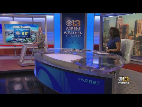 WJZ Morning News & Weather Roundup