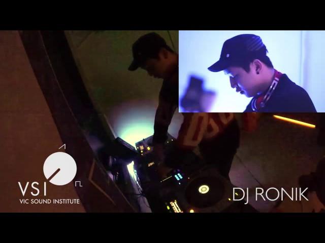 Ronik DJ LIVE in VSI