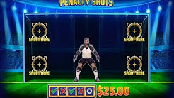 The Champions Online Slot from Pragmatic Play with Penalty Shootout Bonus