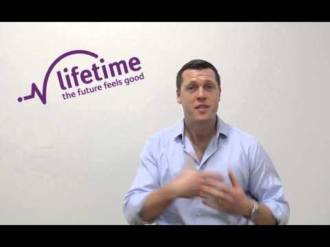 Lifetime - how to develop your personal training business