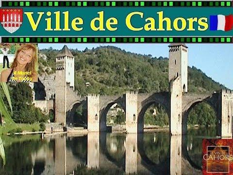 Muriel Vous Invite Dans La Ville De Cahors France