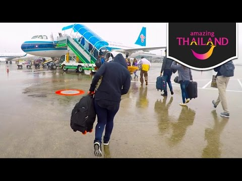 Travel Day! - Los Angeles to Thailand via China Southern Airways