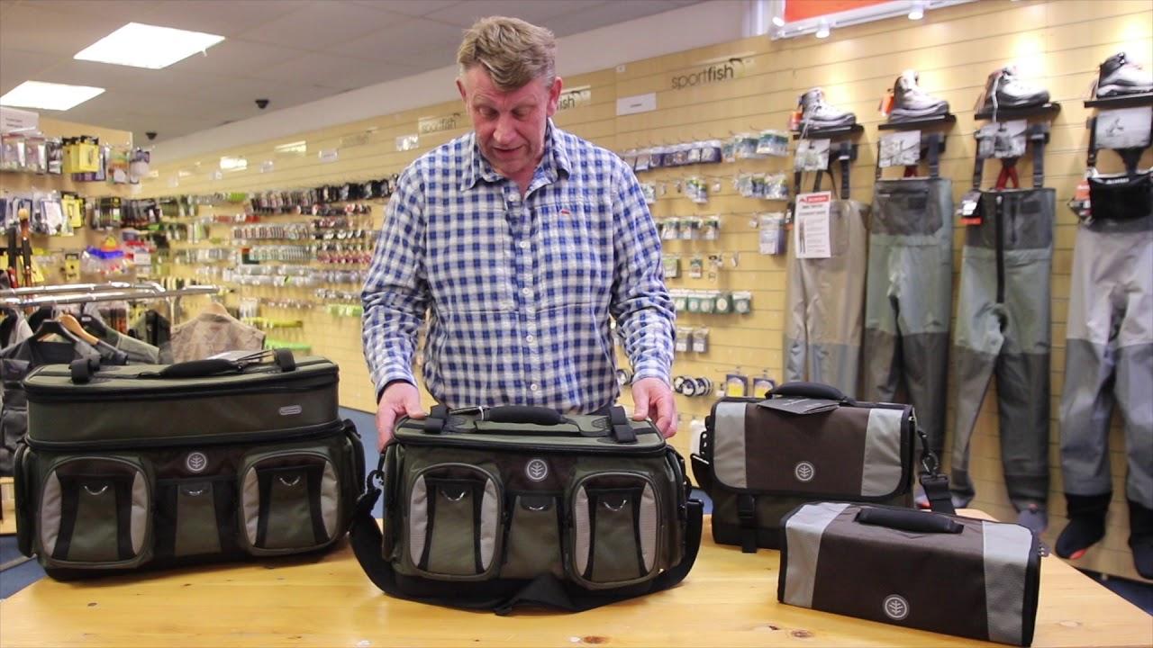 2019 Wychwood boatman boat bag fishing bag fishing luggage tackle bag