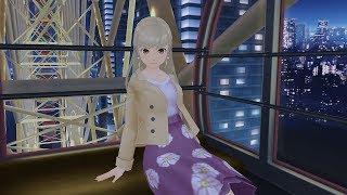 【スクスト】デート服コスメモカ VR対応《体感プレビュー》機能 サンプル版(夜木沼伊緒)
