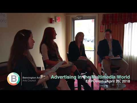 Advertising in the Multimedia World - EXPOsion Panel - 4/25/18