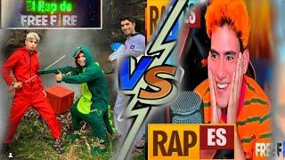 Gambar cover RAP DE LOS CRACKS vs RAP DE DONATO  ¿ QUIEN GANARÁ?