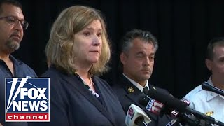 Dayton, OH mayor speaks to press after mass shooting