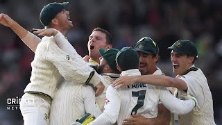 Ponting praises 'gutsy' selection calls in Ashes win