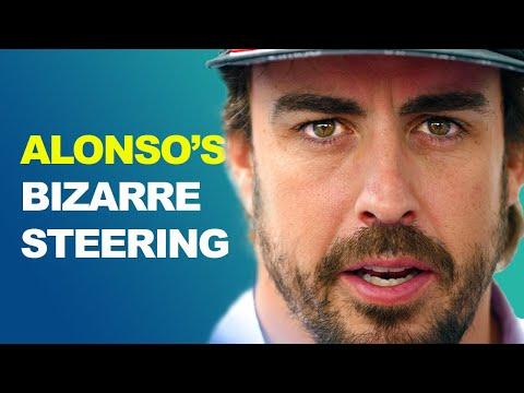 How Alonso's Strange