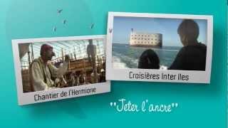 Spot 12 sites de visites touristiques pour les familles en Charente-Maritime