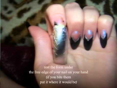 Home made nail form youtube home made nail form solutioingenieria