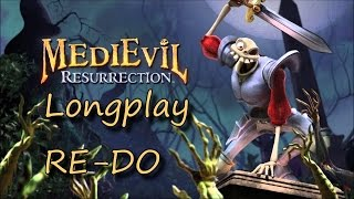 PSP Longplay Re-Do: Medievil Resurrection