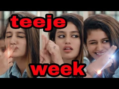 Teeje week new song