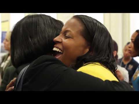 Newark University Heights Charter School  Ribbon Cutting
