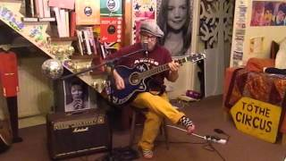 Bitty McLean - It Keeps Rainin' (Tears From My Eyes) - Acoustic Cover - Danny McEvoy