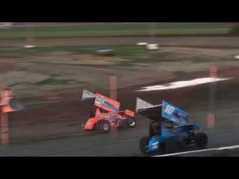 Jared Horstman Racing-May10,2019-I-96 Speedway-Heat Race part 2