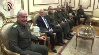 بالفيديو.. صدقي صبحي يبحث عدد من الاتفاقيات مع نائب وزير الصناعة الروسي