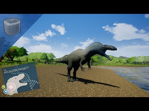 Acrocanthosaurus!!! (The Archotek Project UPDATE)
